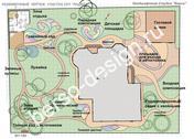 План дизайна участка