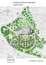 Ландшафтный проект участка усадьба Быково